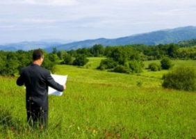 Регистрация земельного участка